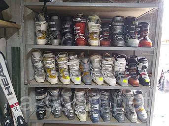 Гірськолижні і сноубордові черевики оптом 130 пар по 135 грн