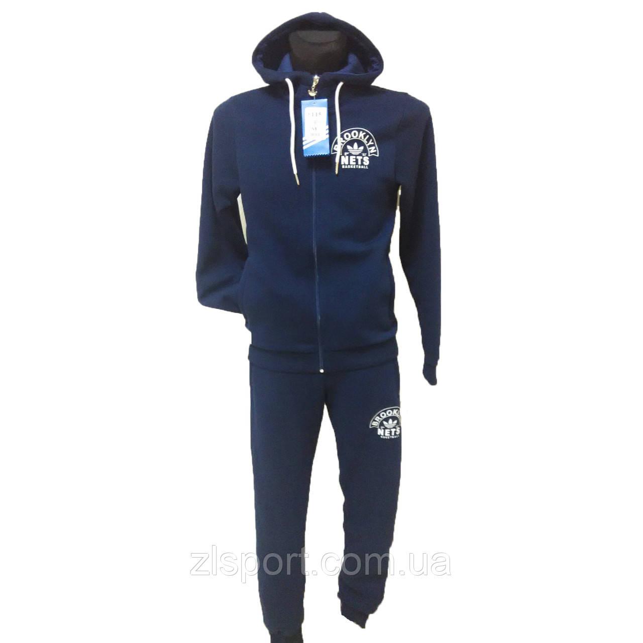 Зимний мужской спортивный костюм Adidas Brooklyn Турция - Интернет магазин спортивной  одежды