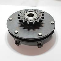 Механизм предохранительный вала реверса наклонной камеры ДОН 3518060-18600БТ, фото 1