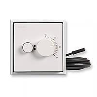 Терморегулятор комбинированный 16А, белый, Bluetooth ECO16BT-IN-WW