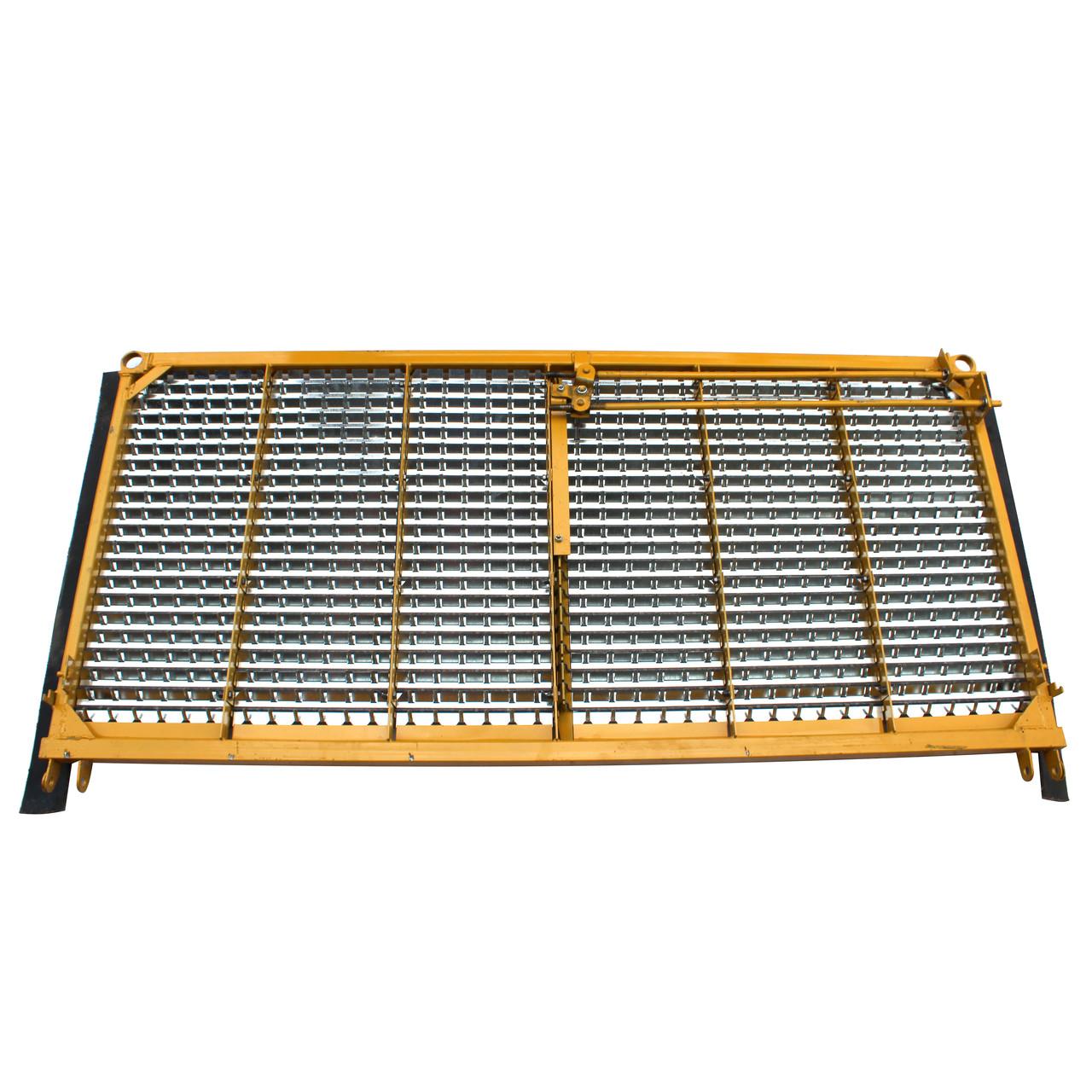 Удлинитель верхнего решета ДОН-1500Б, Акрос 530 УВР 10Б.01.06.050