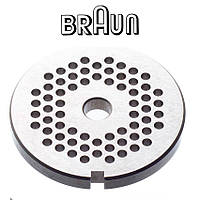 Решетка для мясорубки Braun мелкая 67000907