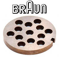 Решетка для мясорубки Braun крупная 67000907