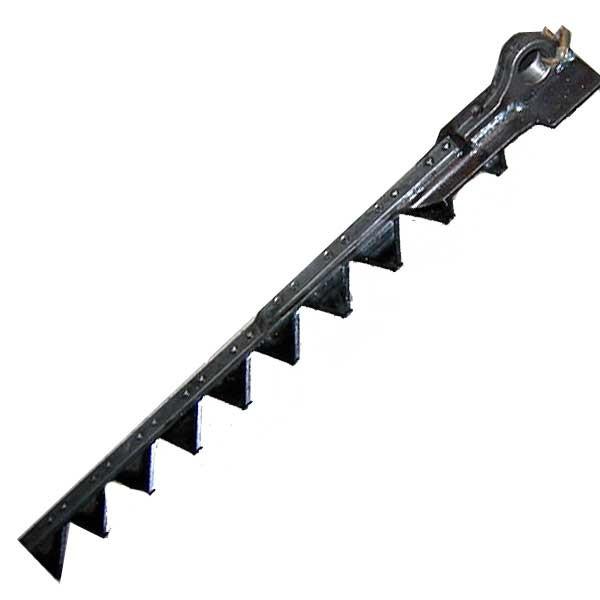 Нож режущего аппарата ДОН-1500Б коса 7м. 3518050-16170-06