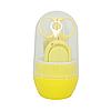 Гигиенический набор прозрачный (жёлтый)
