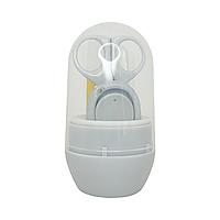 Гигиенический набор прозрачный (серый)