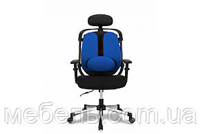 Мягкое кресло Barsky Ergonomic black ER-04, фото 2