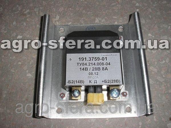 Преобразователь ПН14/28В8А тока с 14В на 28В, 8А  МТЗ-892, 1221, 3022