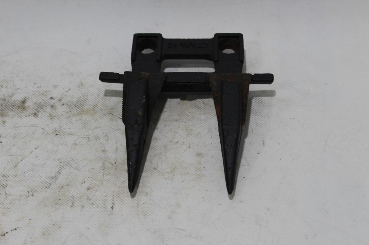 Палец двойной (стальной) Нива, Дон Р230.21.000