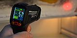 Пірометр Mestek IR02B (IR: -50 ... +800 °C) D:S: 12:1; EMS: 0.10-1.00 з термопарою К-типу (-10...500°C), фото 3