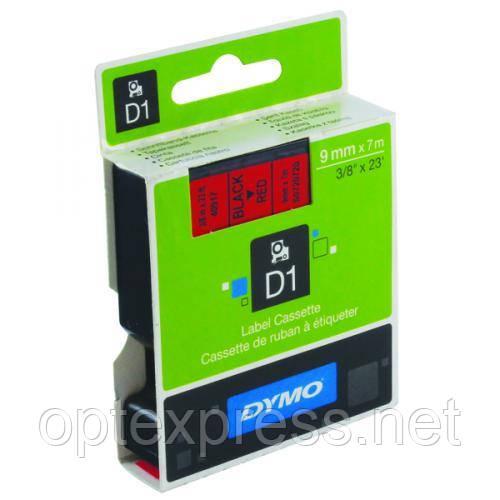 Картридж  S0720720 с пластиковой лентой системы D1 для  термопринтеров DYMO