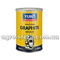 Пластична змазка Юкойл Графитная (0.8 кг) YUKOIL