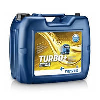 Масло трансмісійне Neste Turbo+ 10W-40 (20 л.) синтетична (було Turbo Super 10W-40)