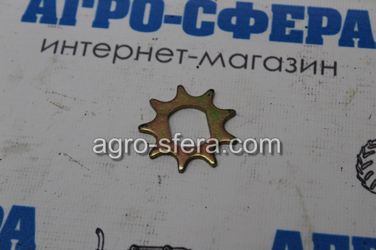 Звездочка СПЧ-6 Z-9 SPC 6-05.00.49С