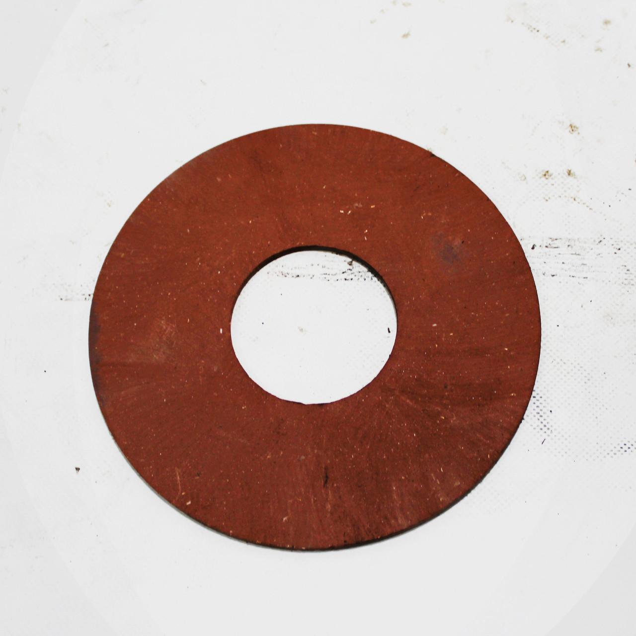 Накладка фрикционная муфты шнека бункера НИВА 54-00162Б (195х112)