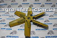 Вентилятор 22-13с10А двигателя СМД 18-22 НИВА, ДТ-75  на 6-ть лопастной, фото 1