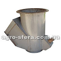 Корпус (нижняя часть корпуса наклонного шнека) Акрос / Вектор 142.47.02.030, фото 1