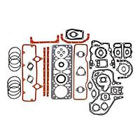 Комплект прокладок двигателя СМД 18-22 полный+РТИ паронит