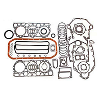 Комплект прокладок двигуна СМД 60-72 повний+пароніт ГТВ