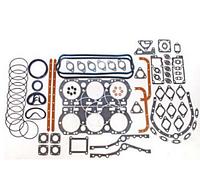 Комплект прокладок двигателя ЯМЗ-236 с.о полный+РТИ паронит