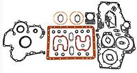Комплект прокладок двигателя Д-21 Т-25, Т-16 полный паронит+РТИ
