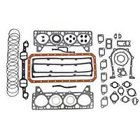 Комплект прокладок двигателя ЗИЛ-130 полный+РТИ паронит