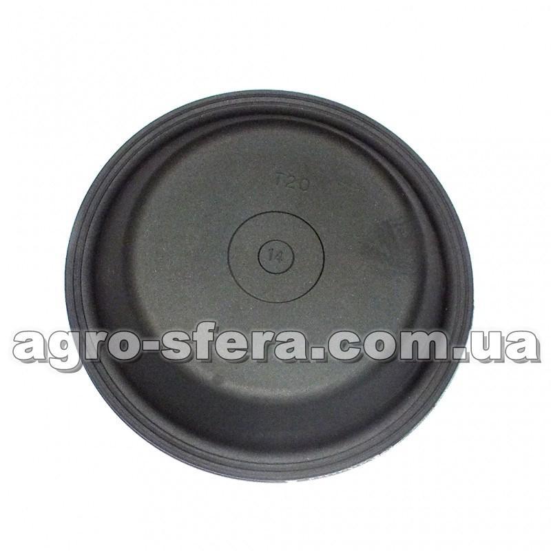 Мембрана камеры тормозной ЗИЛ, КАМАЗ СТАНДАРТ 100.3519150 (пр-во ДК) тип-20