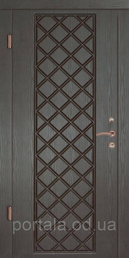 """Входная дверь """"Портала"""" (серия Элегант NEW) ― модель Мадрид"""