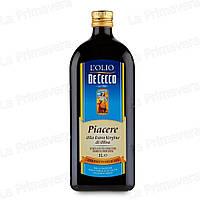 Олія оливкова De Cecco Рiacere 1л