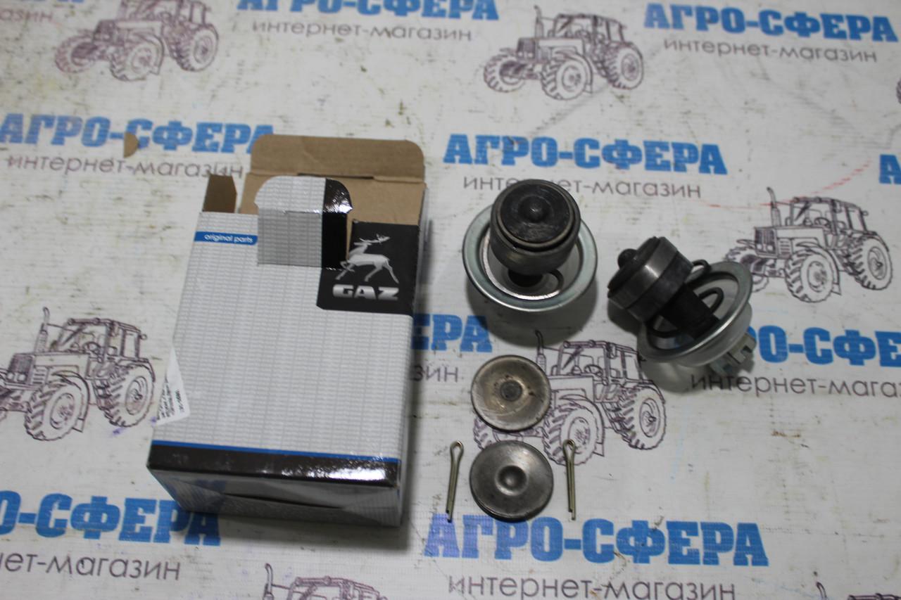 Р/к тяги рулевой ГАЗ 53,3307 (на 2 пальца) пр-во ГАЗ 53А-3003008
