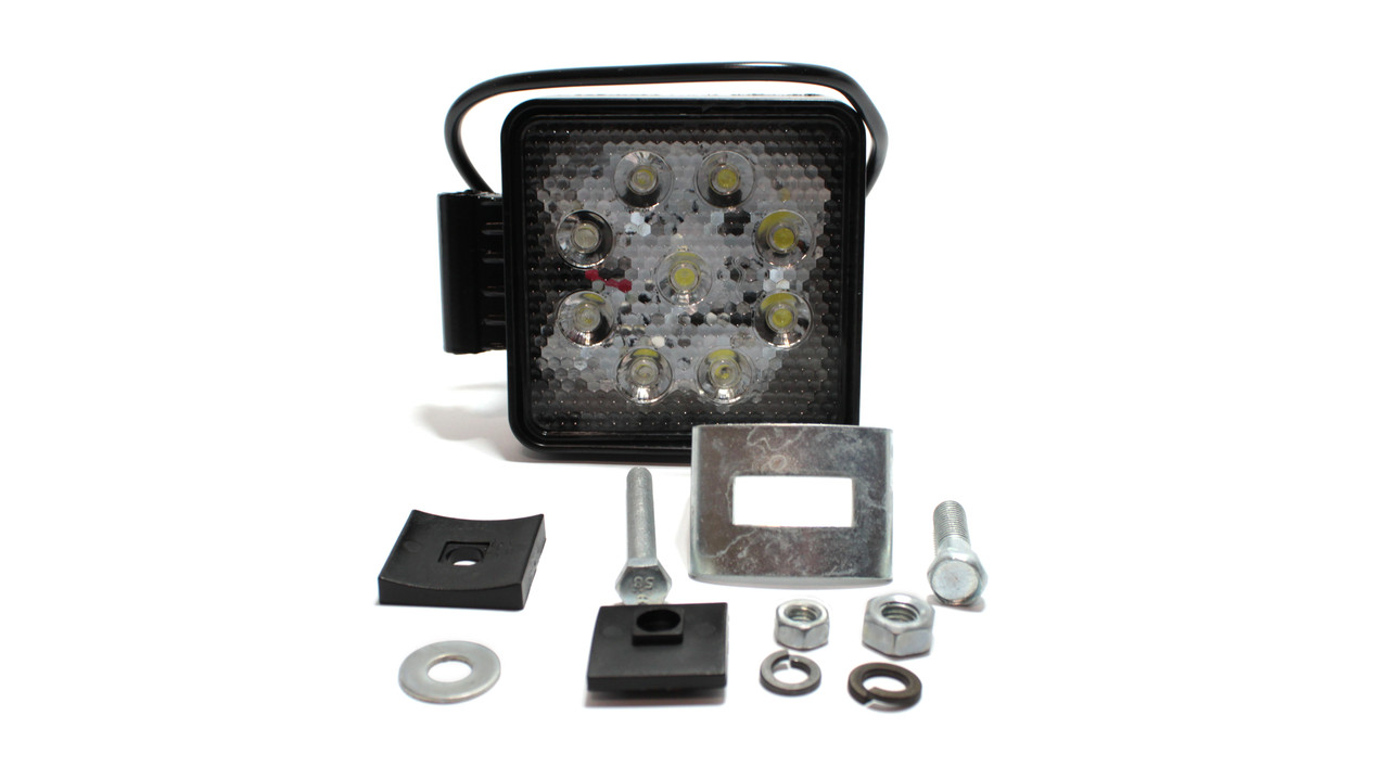 Светодиодная рабочая фара LED 27W ФР-230 (Wassa)