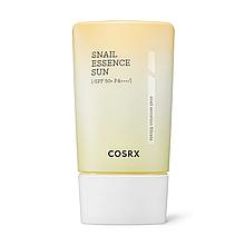 Увлажняющий солнцезащитный крем с муцином улитки COSRX Shield fit Snail Essence Sun SPF50+ PA+++, 35 мл