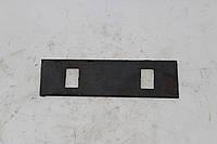 Пластина трения ножа жатки (с квадратным отверстием) ДОН НИВА Р230.00.005, фото 1