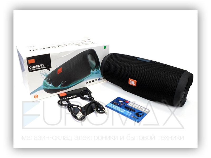 Минидинамик BT с функцией Power Bank E3-CHARGE-3