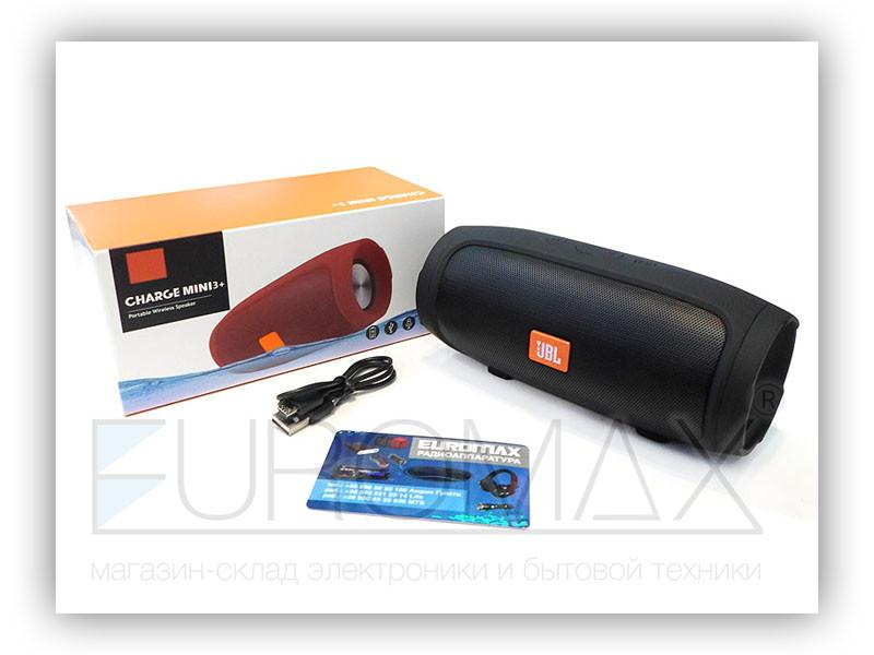 Минидинамик BT Charge Mini 3+ J007 50шт 9851