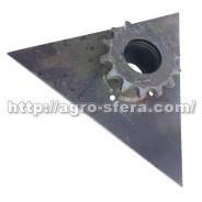 Пластина регулировочная ПСП-10 ПСХ-03.013 (0.8 мм)