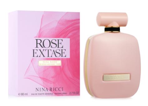 Женская туалетная вода Nina Ricci Rose Extase, 80 мл