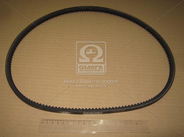 Ремень AVX13x1045 зубч. ГАЗ 3307,53 (RIDER) AVX 13x1045