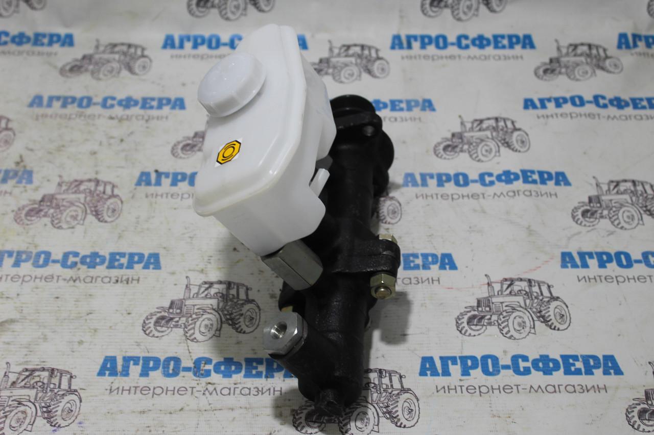 Цилиндр тормозной главный ГАЗ 53,3307 2-секц. с бачком 66-11-3505211-01 (пр-во Агат)