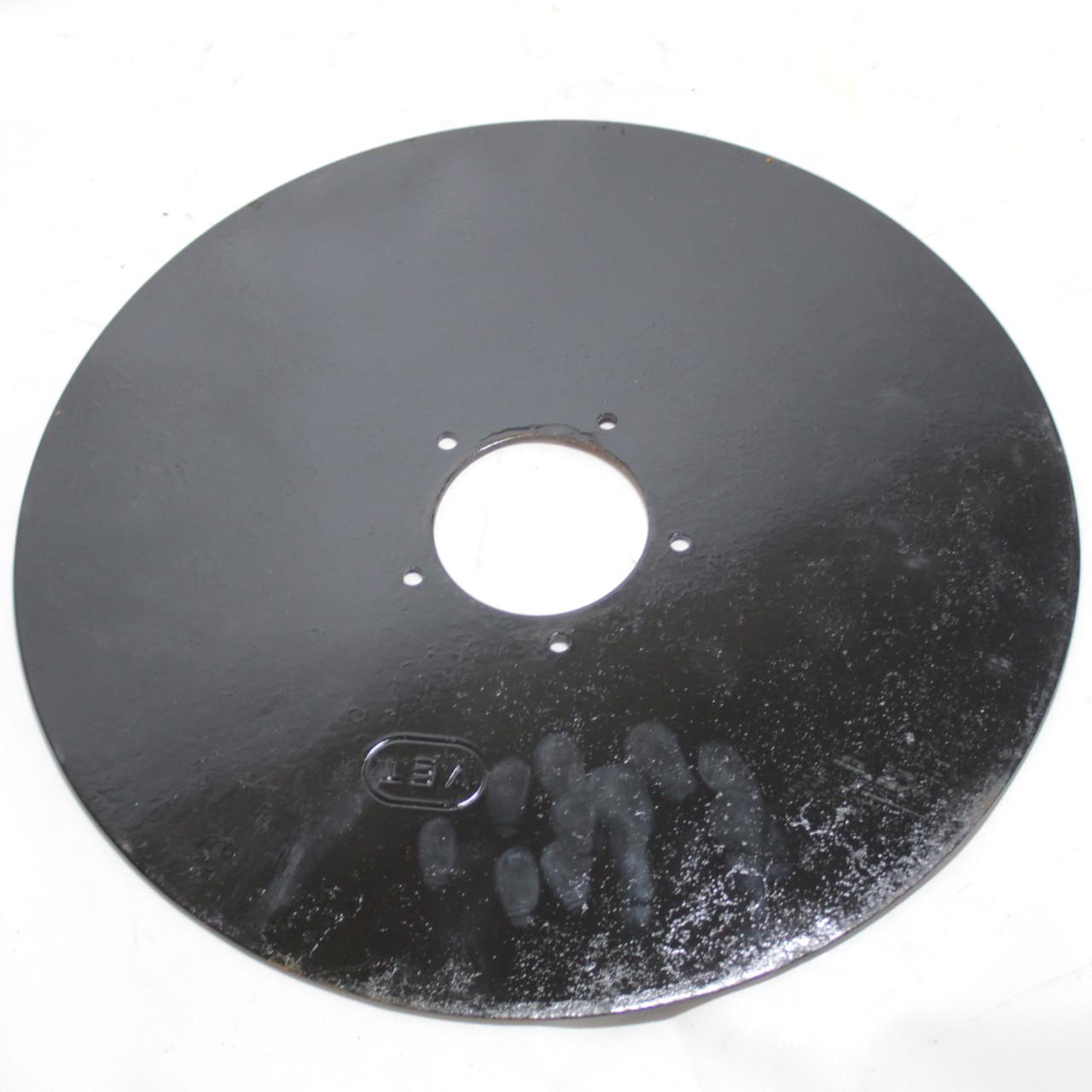 Диск сошника без ступицы СЗ борированный Н.154.00.424-Б