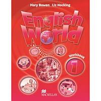 Рабочая тетрадь English World 1 Workbook
