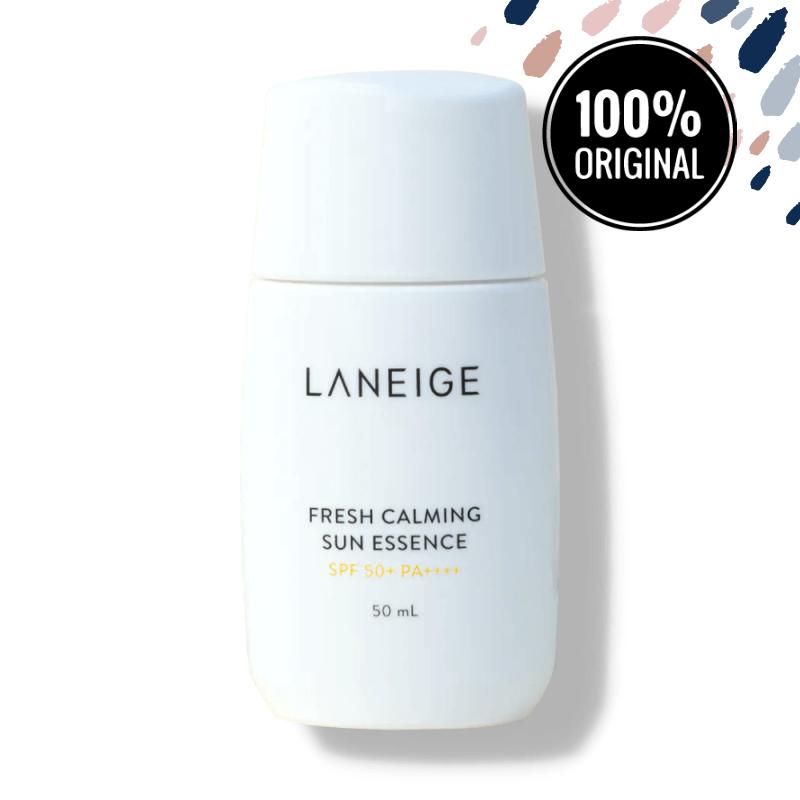 Освіжаюча сонцезахисна есенція LANEIGE Fresh Calming Sun Essence SPF50+ PA++++, 50 мл