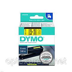 Картридж  S0720730 с пластиковой лентой системы D1 для  термопринтеров DYMO 9мм х 7 м