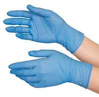 Перчатки нитрил S MedTouch