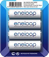 Аккумуляторы Panasonic Eneloop AA 2000 mAh, BK-3MCC, 2100 циклов (упаковка: sliding pack)