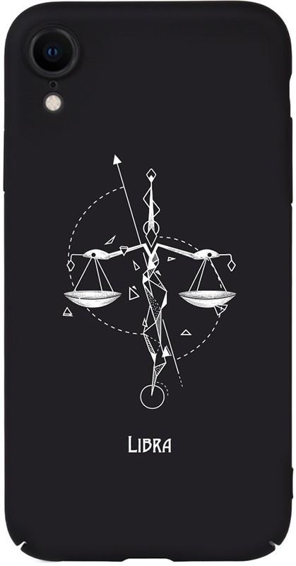 Чохол-накладка TOTO Full PC Print Case Apple iPhone XR #163_Libra Black #I/S
