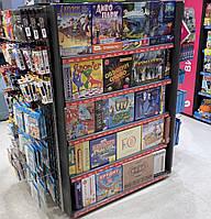Стеллажи с полками ВИКО для детских магазинов. Торговое оборудование WIKO для магазина игрушек, фото 1