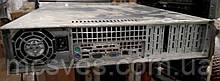 Сервер 2U  Supermicro X6DVL-EG / Xeon 3.0 x 2 / 4 Gb / 550 Watt / Sata Raid