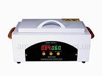 Сухожаровой шкаф SM-360T Sanitizing Box (УФ и UV Сухожар, стерилизатор косметических инструмента для маникюра)
