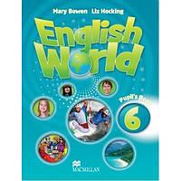Учебник английского языка English World 6 Pupil's Book